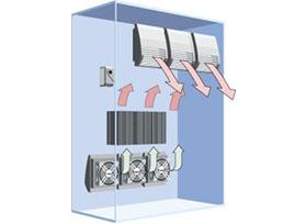 风扇过滤器应用方案