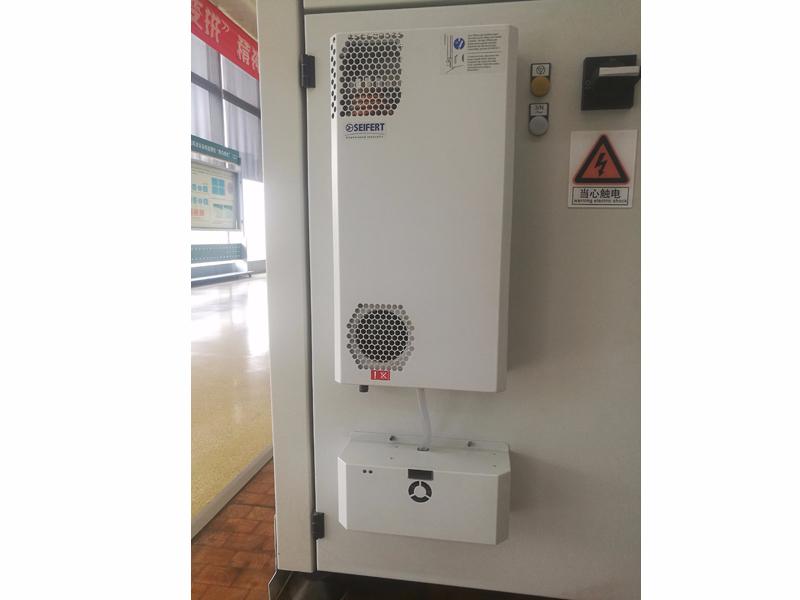 冷凝水蒸发器应用于工业空调
