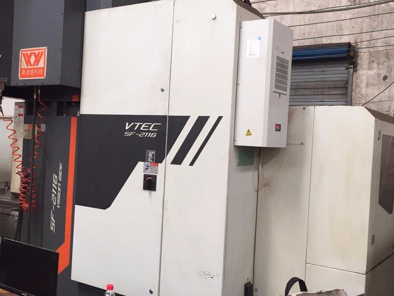 机柜空调应用在机床控制柜